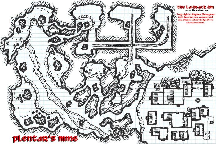 Plentar's Mine (Map)