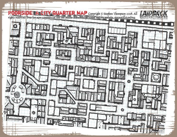 Poorside Map - Laidback DM - stevestillstanding