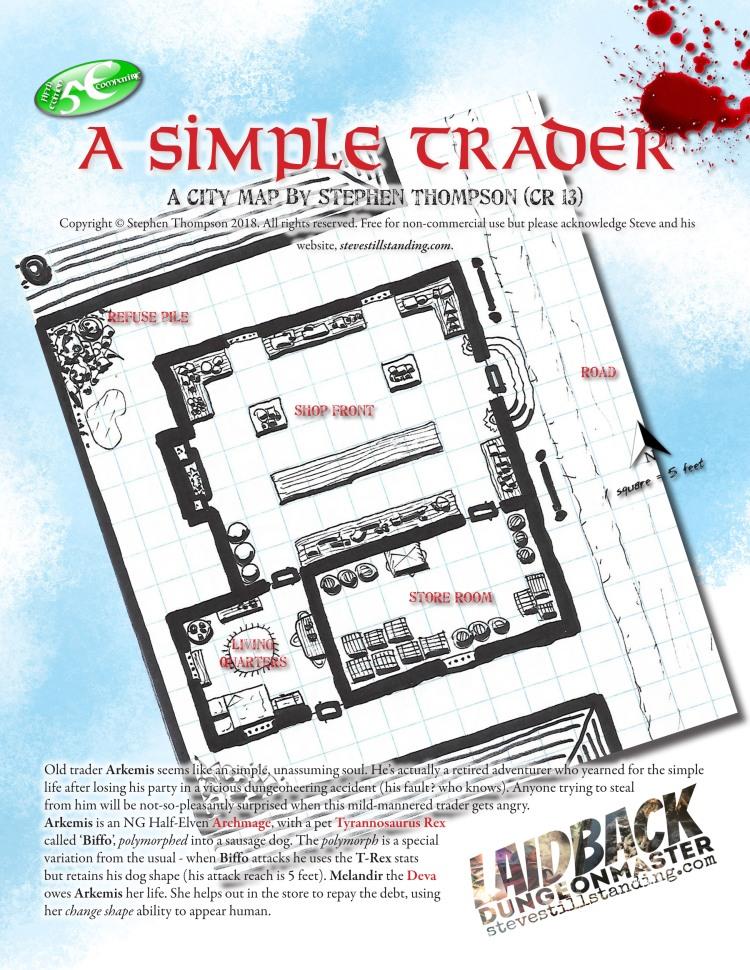 stevestillstanding - A Simple Trader