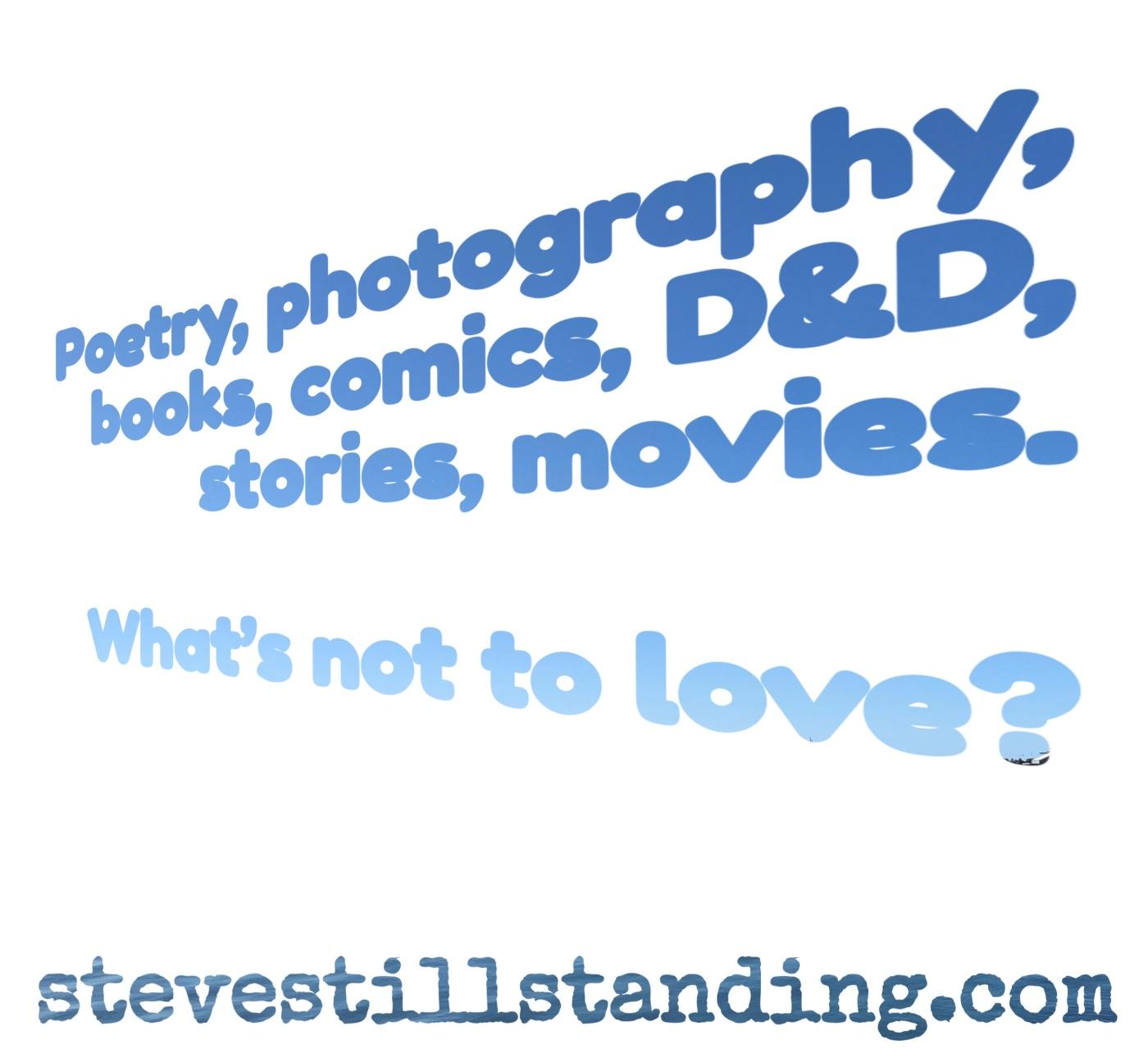 stevestillstanding.com