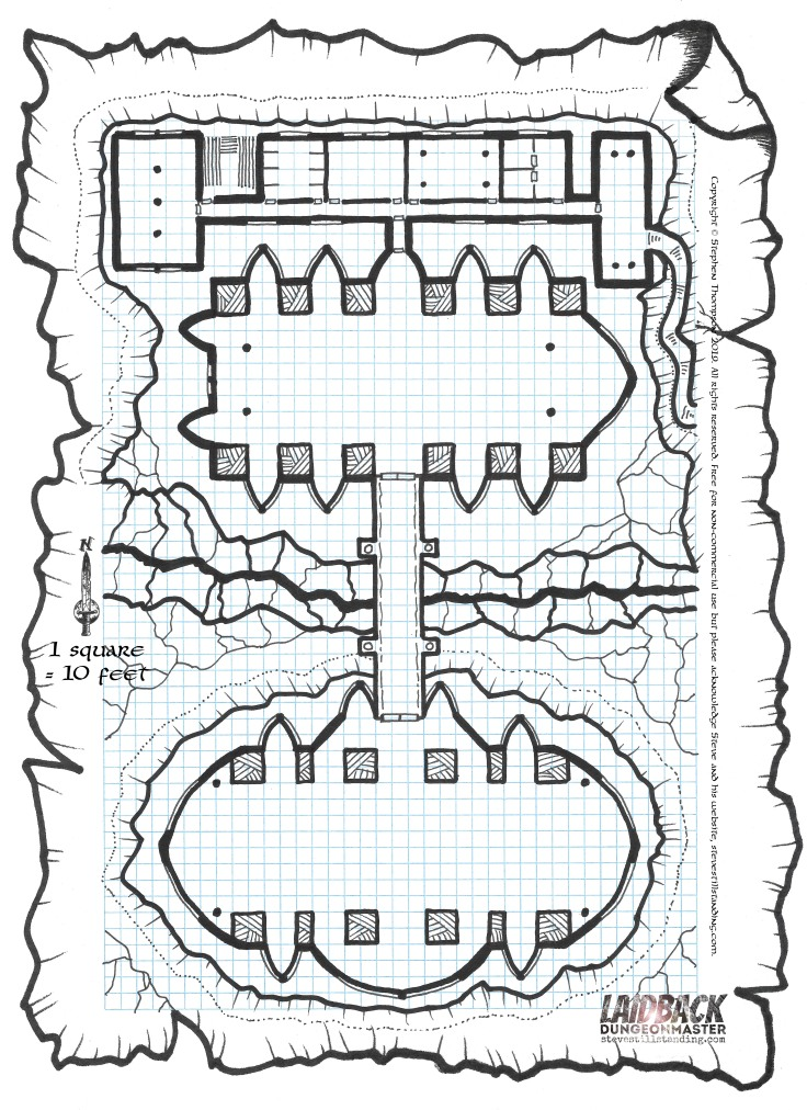 laidback dm - mountain temple monastery - stevestillstanding