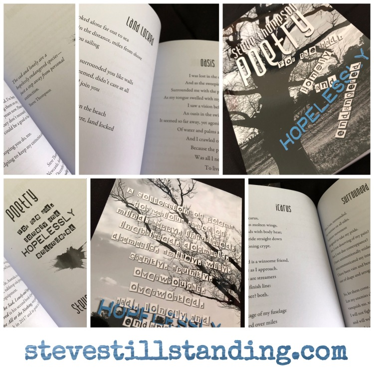 poetry book 2 - stevestillstanding