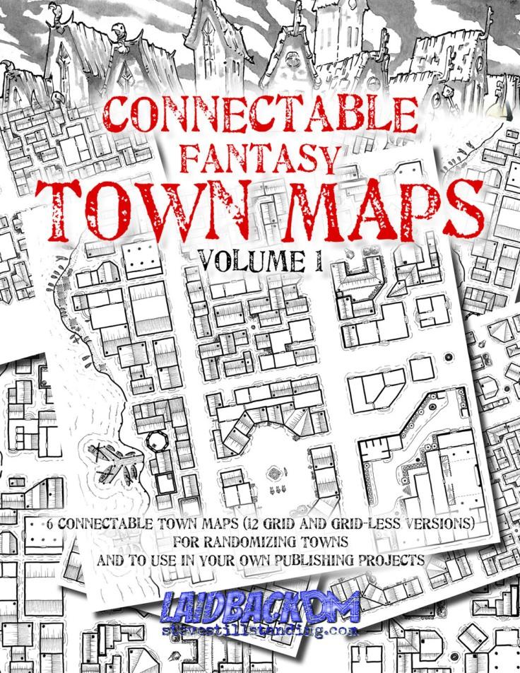 Town Maps V1 - Laidback DM - stevestillstanding