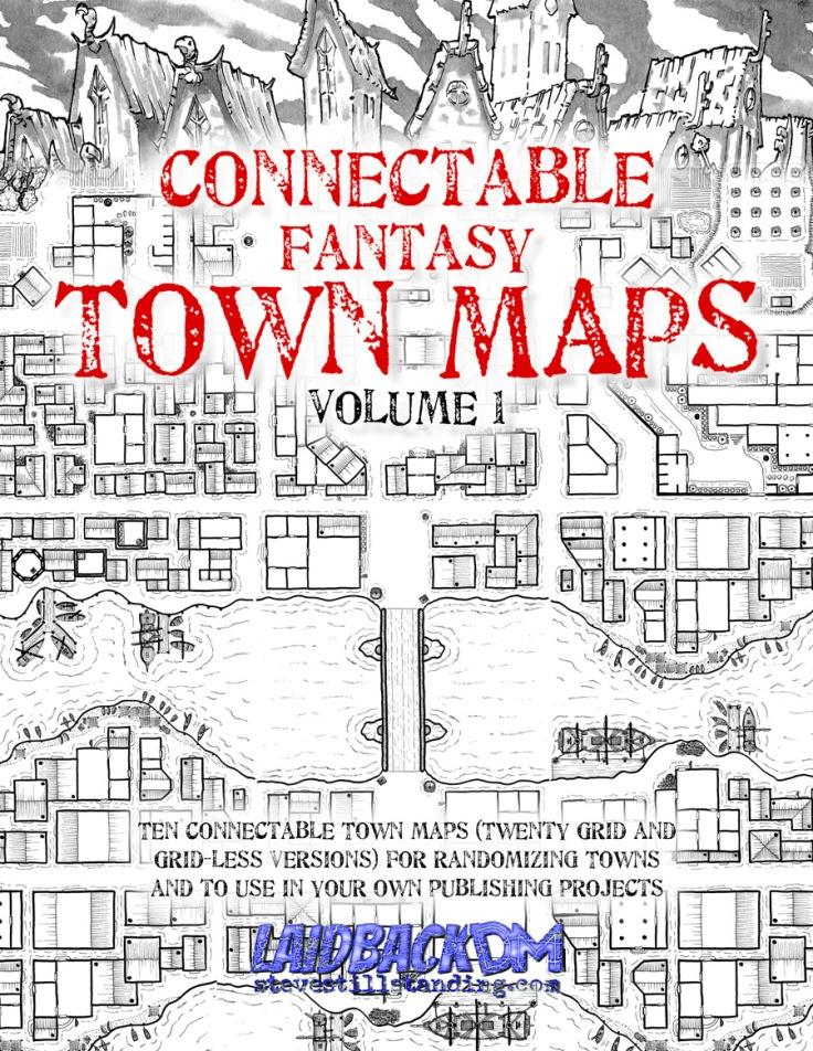 Town Maps V1 - LaidbackDM - stevestillstanding