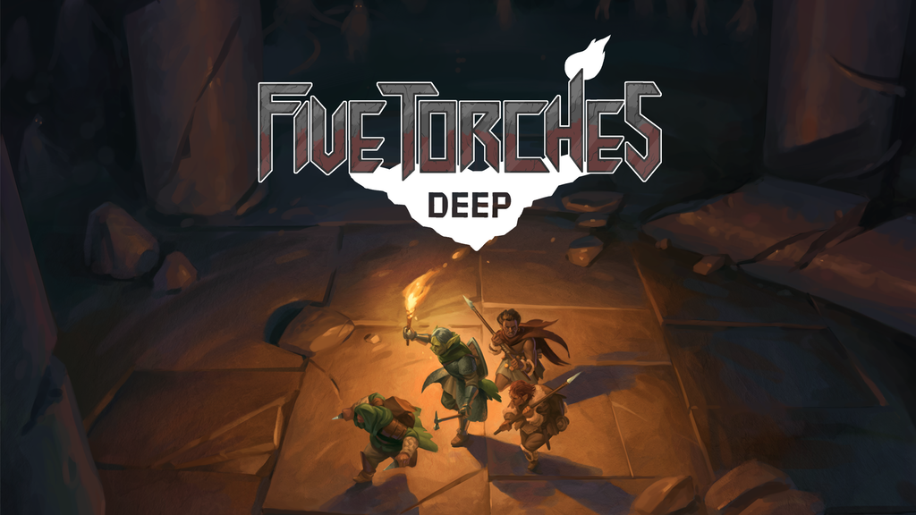 Five Torches Deep TRPG