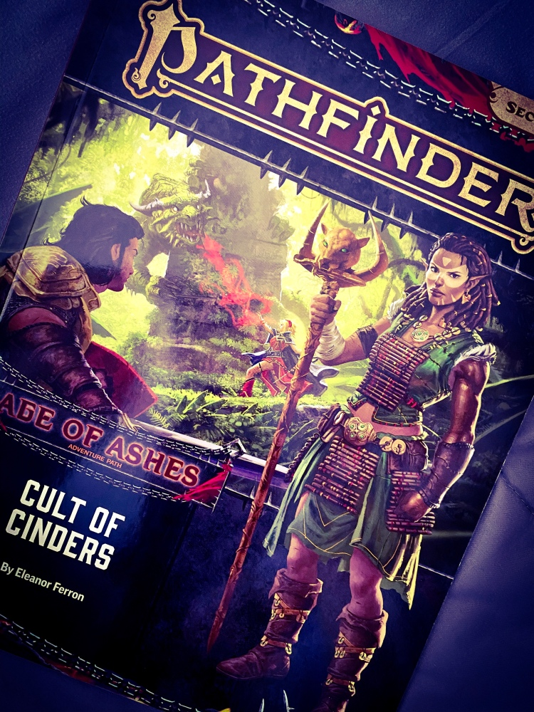 Laidback DM: Cult of Cinders review